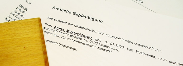 Beglaubigung Notariat Grundbuch Und Konkursamt Schwyz